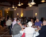 "One of the ""Spanish So Simple"" Christmas dinners at Alanda Club Marbella."