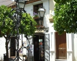 Plaza de Manilva in the heart of Estepona.