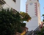 La Plaza del Reloj Estepona. www.spanishsosimple.com