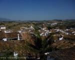 View of Jimena de La Frontera. - Ruta del Toro. www.spanishsosimple.com