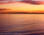 Sunset in Estepona. La Puesta del Sol en Estepona. www.spanishsosimple.com