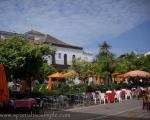 Marbella. Plaza de Los Naranjos. www.spanishsosimple.com